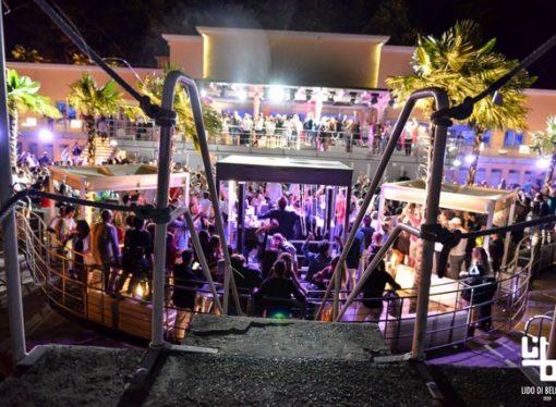 Lido di Bellagio (CO): 21/7 Lido Beach Club, 22/7 Miami Beach Party Hard 23/7 Aperol Spritz Beach Party