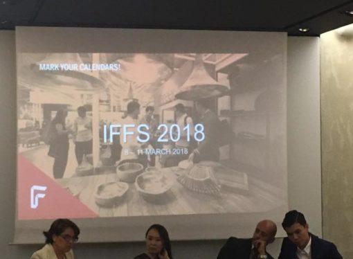 Le novità di IFFS Singapore 2018