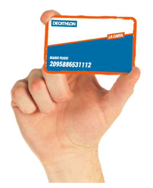 card Loyalty Decathlon