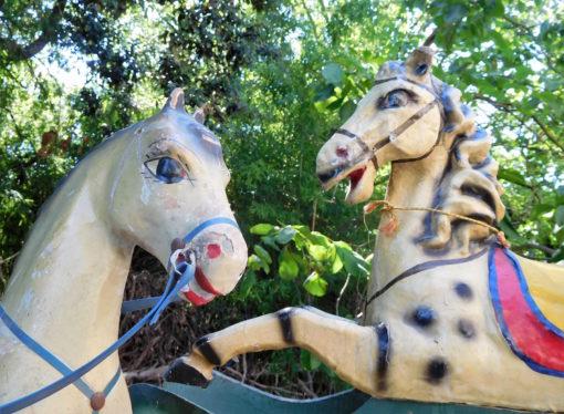 A Ravenna il 9-10 settembre il primo Raduno Nazionale di Cavalli a Dondolo