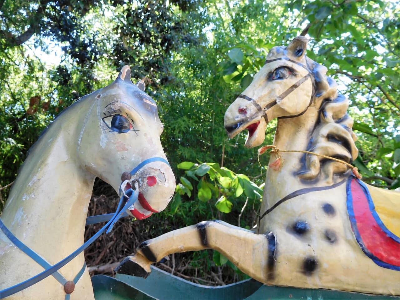 Ravenna - Raduno Nazionale di Cavalli a Dondolo