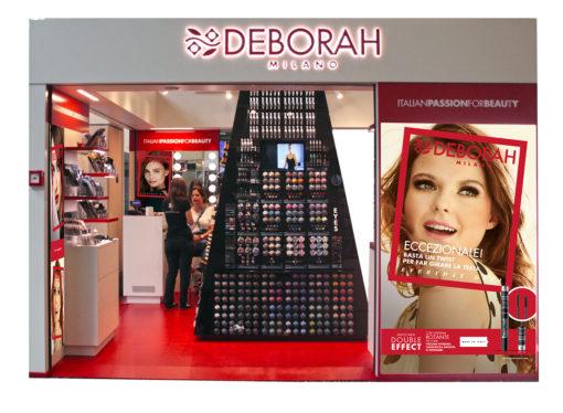 Inaugurato nella Stazione di Porta Garibaldi  il nuovissimo Temporary Store di Deborah Milano