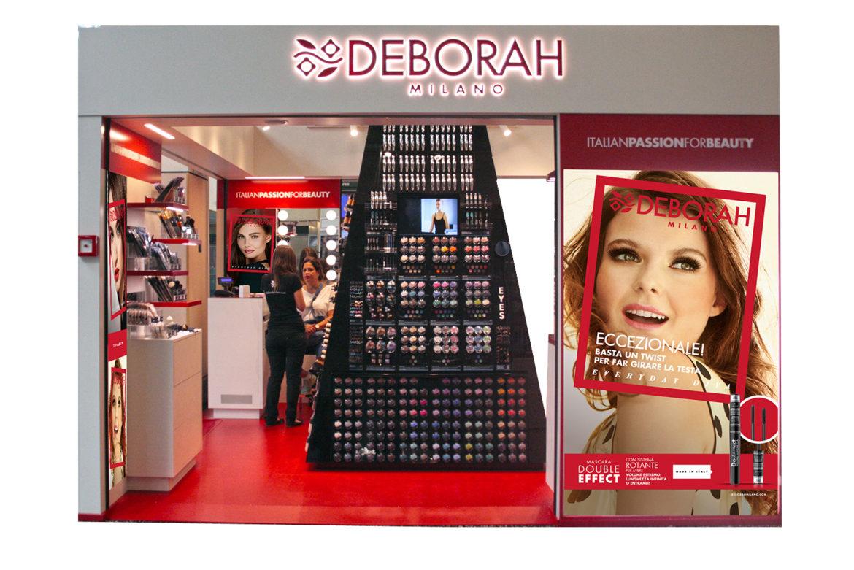 Temporary Store di Deborah Milano