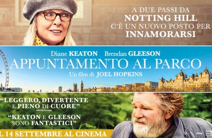 Appuntamento al parco, il nuovo romantico film con Diane Keaton