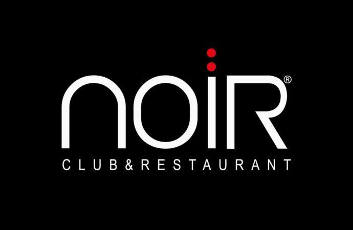 Noir Club & Restaurant Opening: giovedì 14, venerdì 15 e sabato 16 settembre 2017