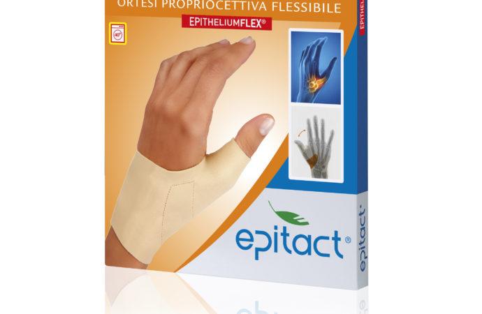 Rizoartrosi: Millet Innovation presenta il nuovo dispositivo Ortesi Propriocettiva Flessibile Epitact
