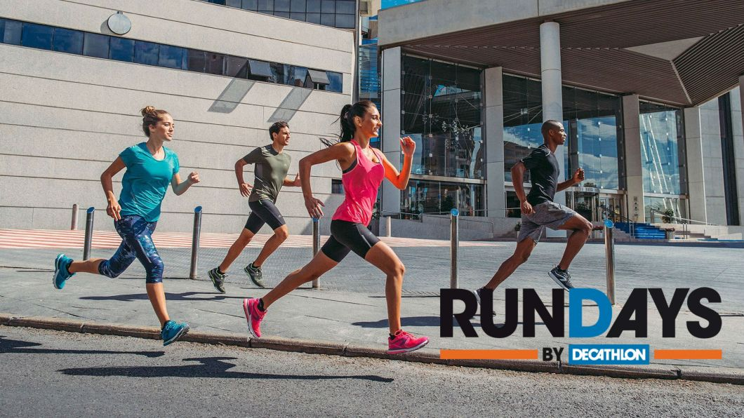RunDays Decathlon