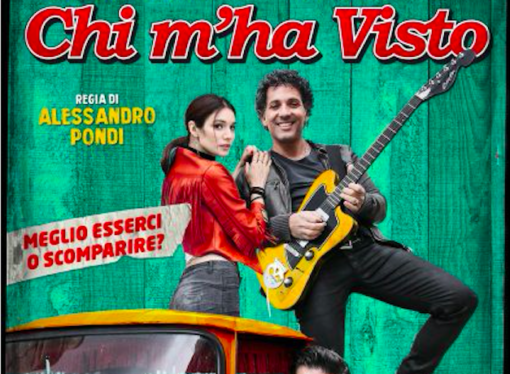 Chi m'ha visto – la nuova divertente commedia con Pierfrancesco Favino e Giuseppe Fiorello dal 28 settembre al cinema