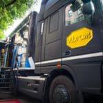 Il truck Vibram Sole Factor porta il Carrarmato sui Navigli