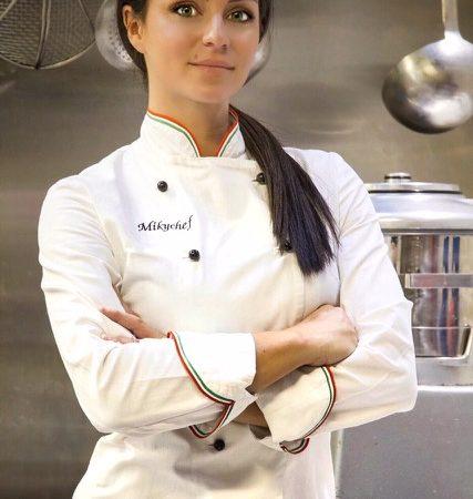 Micaela Mikychef di Cola augura in bocca al lupo ai concorrenti di Top Chef
