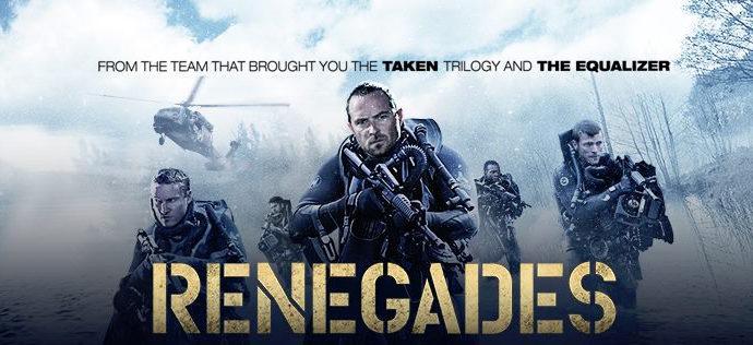 Renegades – Commando d'assalto, un avvincente film d'azione dal finale imprevedibile
