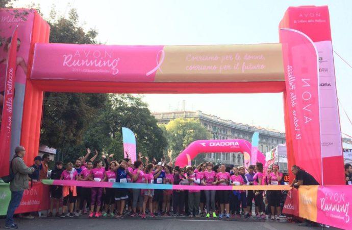 Avon Running 2017: Un successo per la 20esima edizione di Avon Running