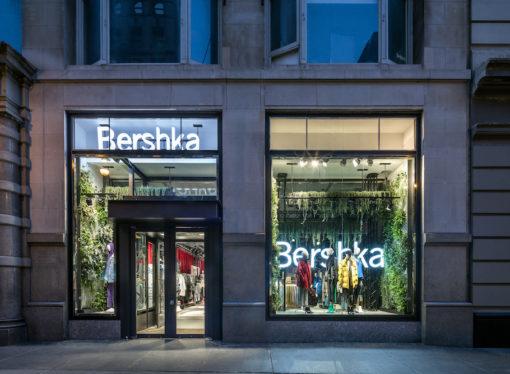 A NY apre il primo negozio Bershka negli USA