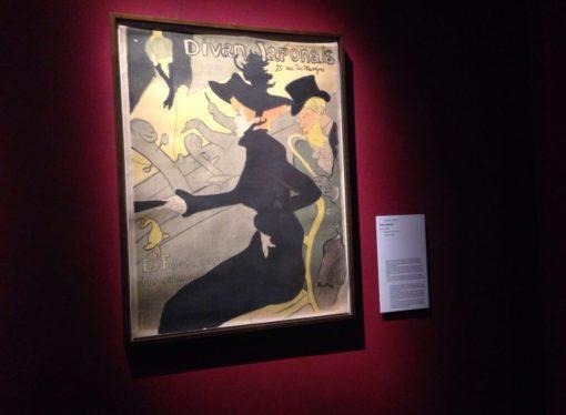 """Al Palazzo Reale di Milano l' imperdibile mostra  """"Il mondo fugace di Toulouse-Lautrec"""""""