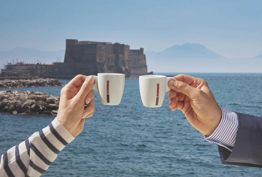 Parte da Napoli, dove l'espresso è una passione, la nuova campagna internazionale Kimbo
