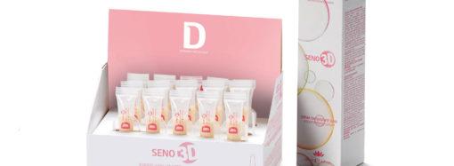 """Acquistando il kit Seno 3d di Dermophisiologique nel mese di ottobre sostieni il progetto """"Bellezza e Prevenzione"""""""