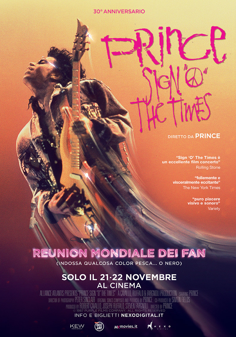 Prince Sign'O The Times