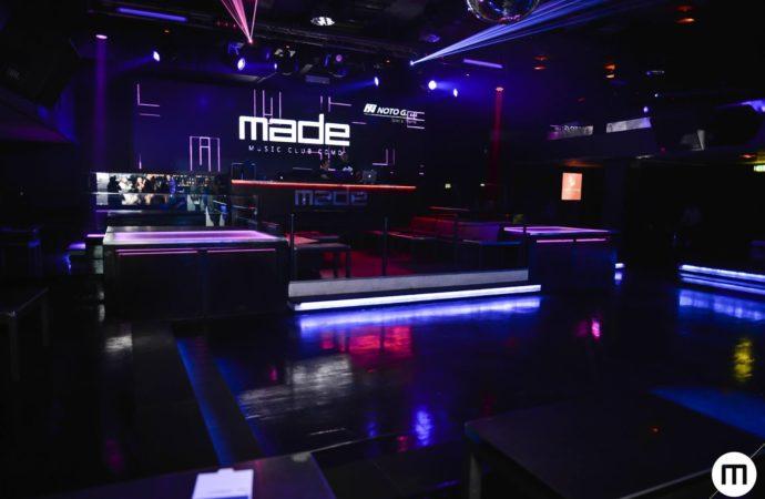 Made Club Como: 13/10 Les Folies Du Plaisir con Kenny Carpenter; 14/10 Money For Night