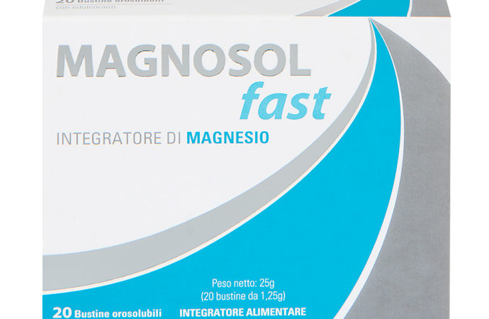 Una ricarica di Magnesio nei momenti di eccessiva stanchezza!