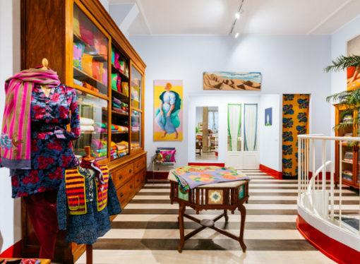 Nuovo negozio Lisa Corti a Milano