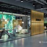 showroom bonaldo a shanghai