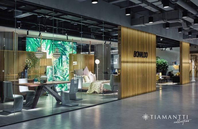 Il nuovo showroom Bonaldo porta il Made in Italy a Shanghai