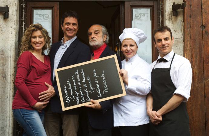 Al Teatro Martinitt La cena perfetta, una commedia sull'amicizia e…sugli chef stellati