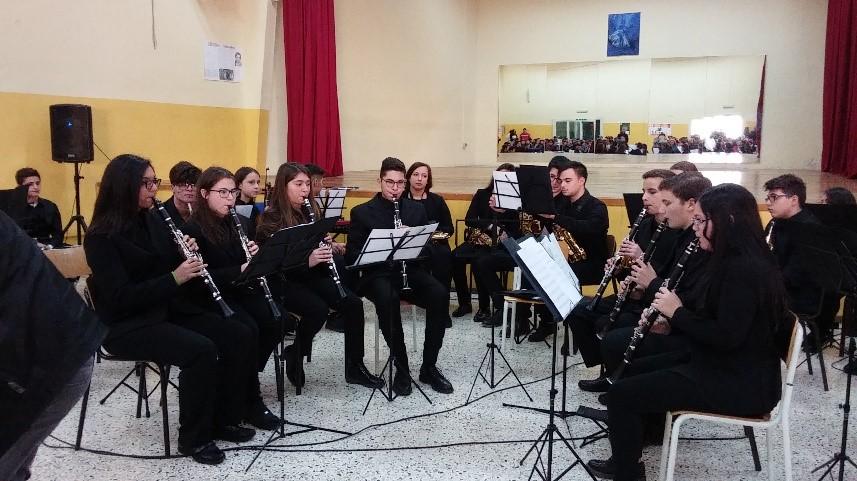 """A Mondragone nel Liceo Galileo Galilei parlano le Arti con """"Nessun Parli"""""""
