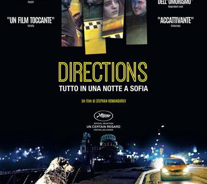 DIRECTIONS Tutto in una notte a Sofia in uscita nelle sale italiane