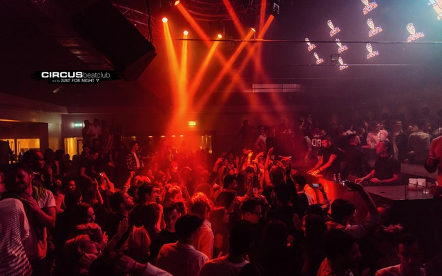 Circus beatclub – Brescia: 9/11 Rehab – The New Order | The Hell, 11/11 Stefano Pain