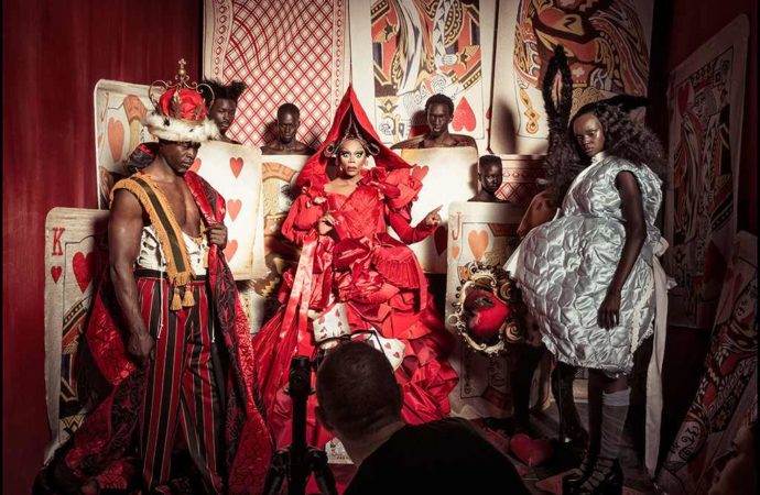 Presentato a New York il Calendario Pirelli 2018 di Tim Walker