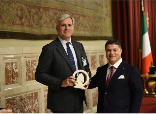 Cantiere Baglietto protagonista del Premio 100 Eccellenze Italiane