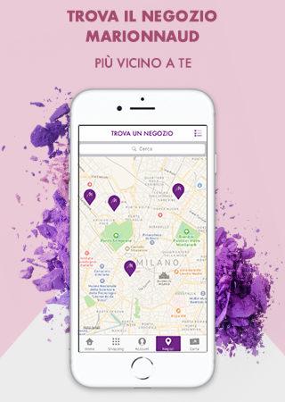 Scarica la nuova App della bellezza by Marionnaud