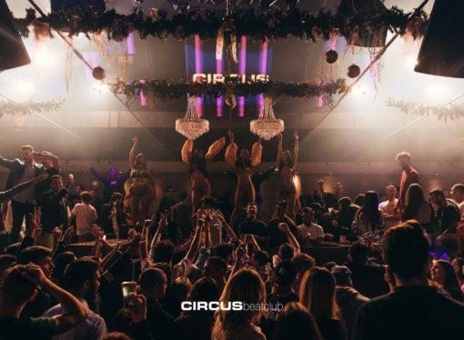 Circus beatclub – Brescia: si balla forte con Rehab, Vida Loca, Rudeejay, Luca Guerrieri