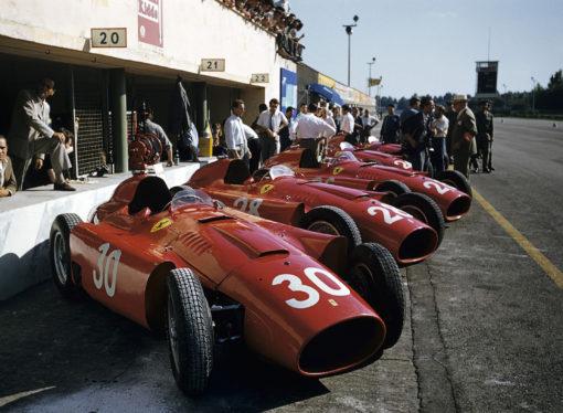 Ferrari: un mito immortale, il docu-film da domani in DVD e Blu-ray