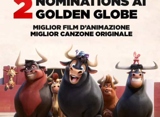 Tutti in piazza Duomo  a Milano per fare una foto con Ferdinand, il toro protagonista dell'omonimo film d'animazione  in uscita  a Natale