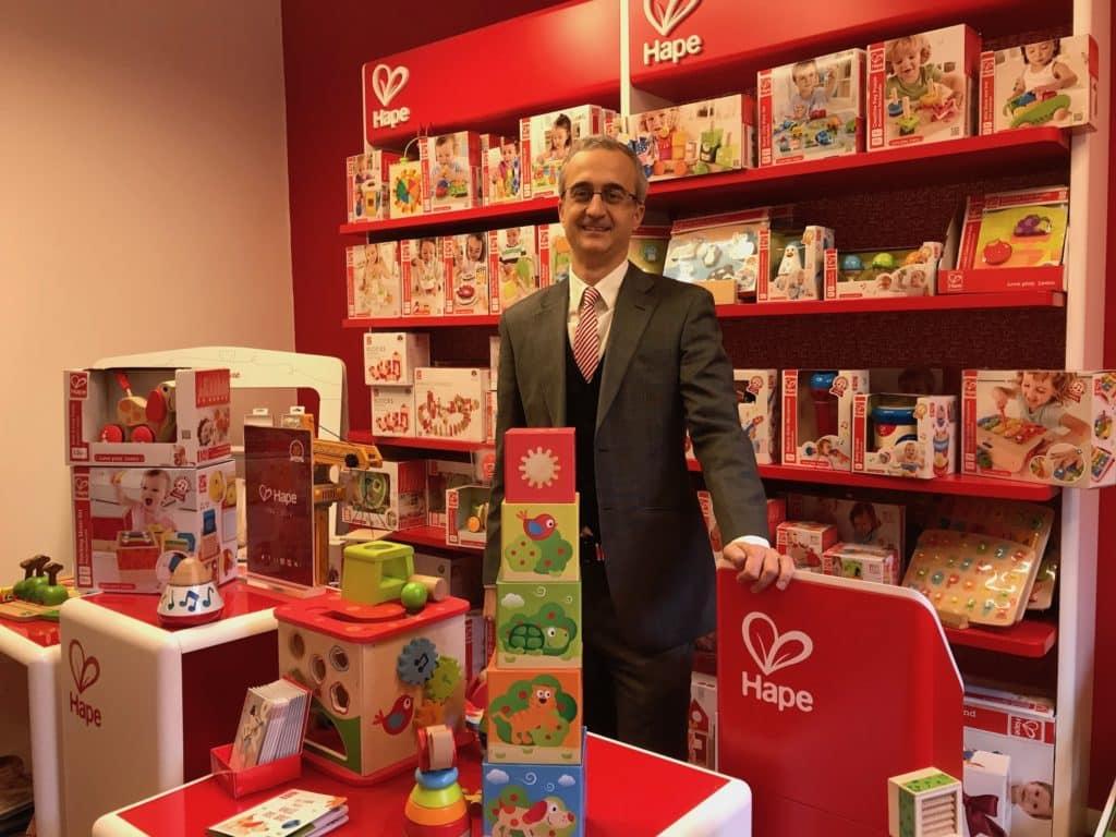 Hape Toys: i giocattoli ecostostenibili