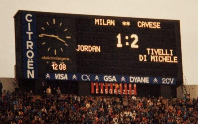 Milan Cavese: orgoglio milanista