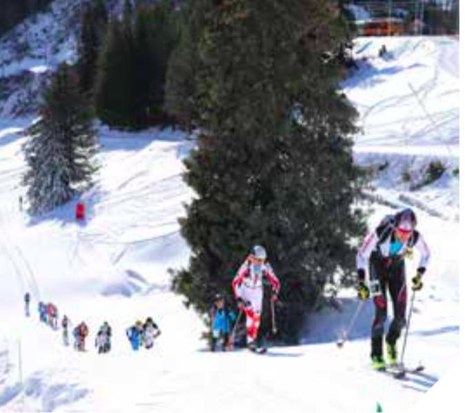 Nel 2018 sarà Villars ad ospitare la Coppa del Mondo di sci alpinismo