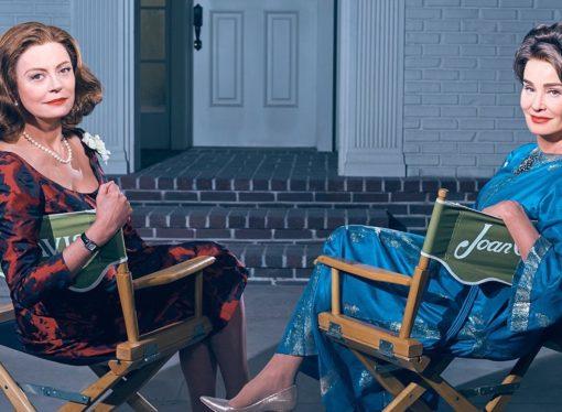 Arriva in Italia la serie televisiva FEUD: Bette And Joan