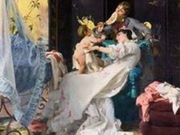 Luigi Busi. L'eleganza del vero 1837 – 1884
