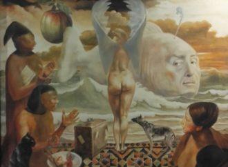 """Stefano Pachì al Galata museo del Museo con """"Partono i Bastimenti"""""""