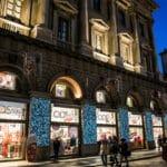 ODStore durante le feste natalizie illumina Milano con i suoi maxi schermi