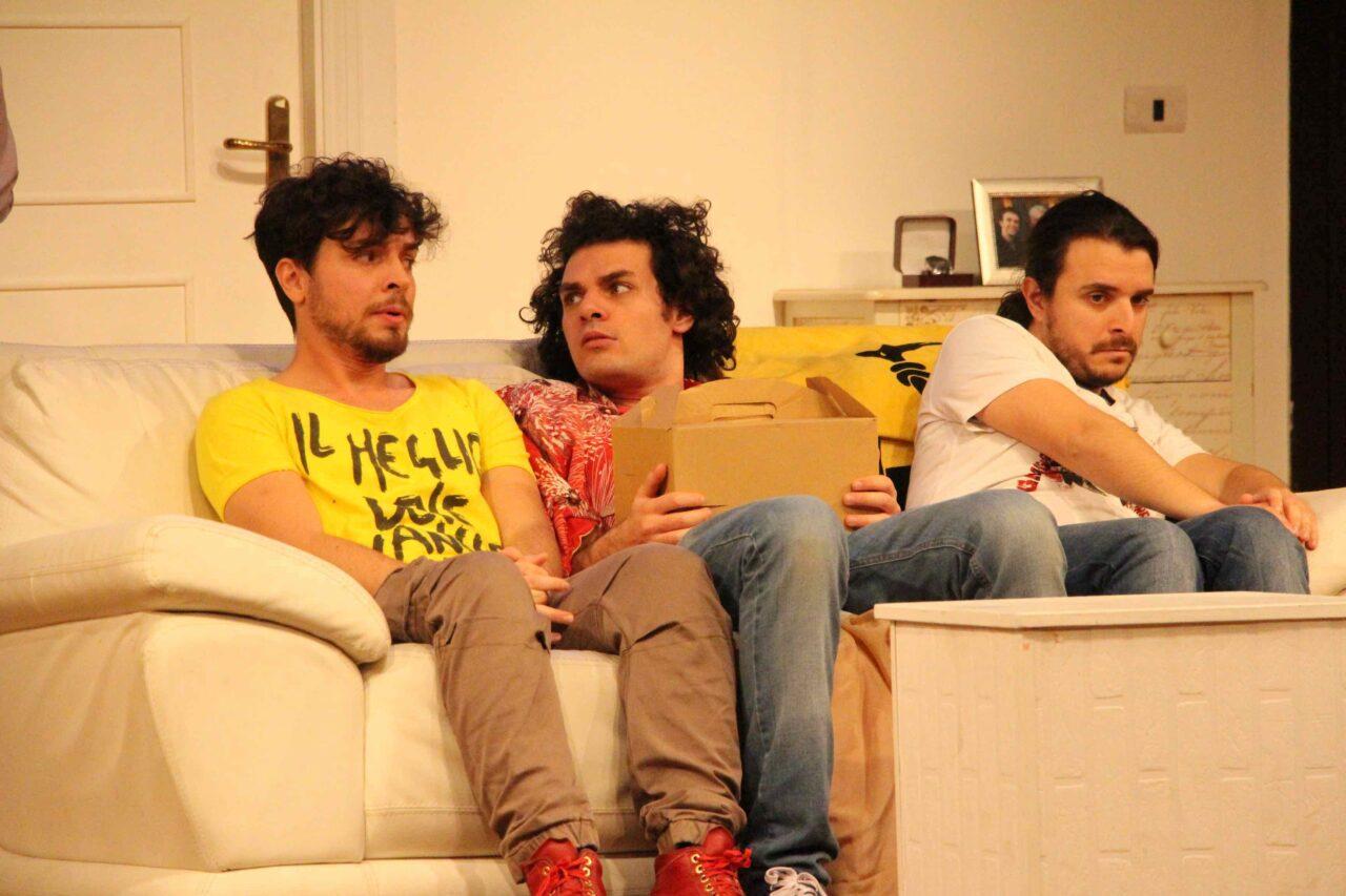 Al Teatro Martinitt dal 1° febbraio la divertente commedia Ho adottato mio fratello