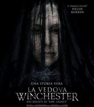 La vedova Winchester, un film horror basato su una storia vera