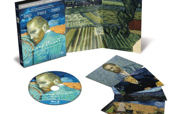Il film d'animazione Loving Vincent arriva in DVD e Blu-Ray