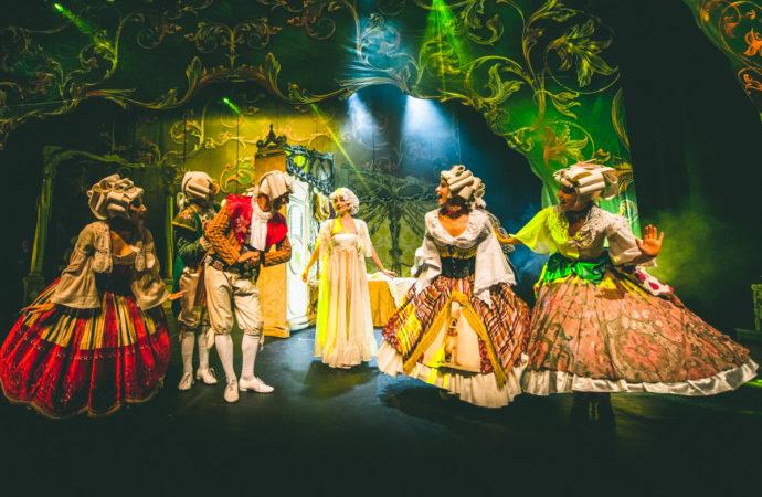 Il musical Il Principe Ranocchio  al Teatro Giuditta Pasta di Saronno