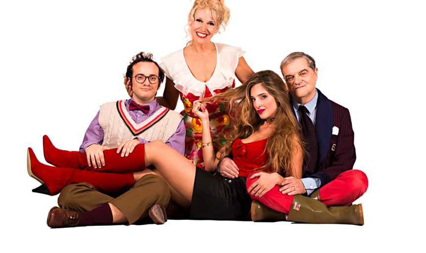 Al Teatro Leonardo Sinceramente Bugiardi, una commedia dall'umorismo british con Maria Teresa Ruta e Guenda Goria