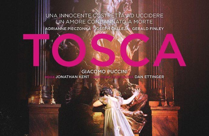 La Tosca di Puccini al cinema, in diretta via satellite dalla Royal Opera House di Londra