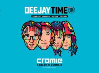 27/01 Deejay Time @ Cromie – Castellaneta Marina (TA)